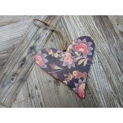 Joc de 6 cors de fusta flors
