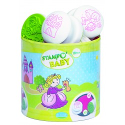 Stampo Baby - Princeses
