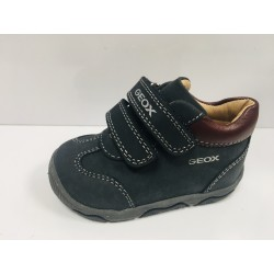 GEOX C4335 NAVY/BORDEAUX